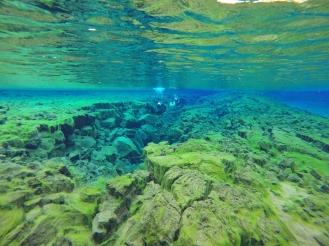 Scuba Dive Silfra, Iceland